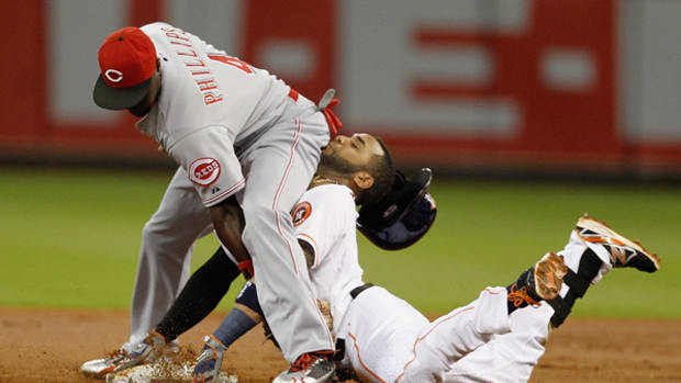 The Houston Astros' Epic #SlideFail