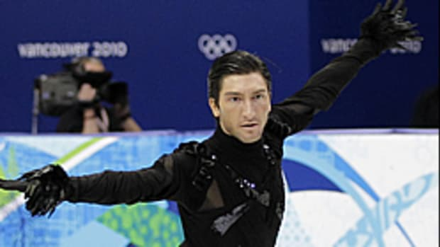 Q&A With Evan Lysacek