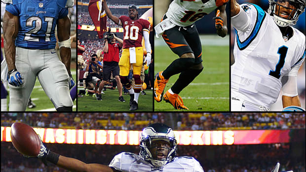 The Five Most Underrated NFL Players for 2013