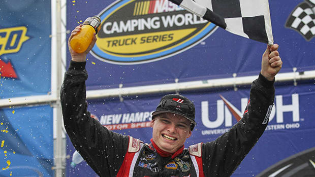 16-Year-Old Cole Custer is NASCAR's Youngest Winner