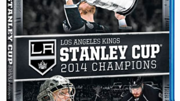 LA Kings Stanley Cup Blu-Ray/DVD In Stores July 29