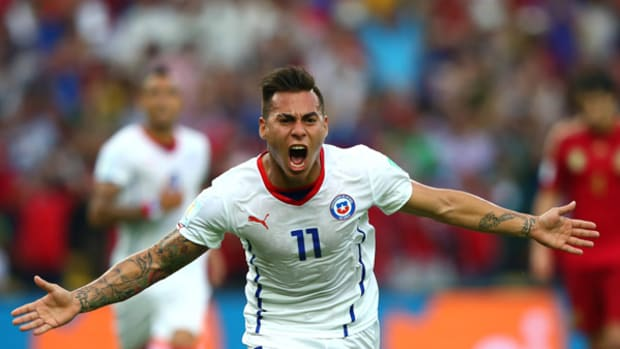 2014 World Cup: Chile Puts an Early End to Spain's World Cup
