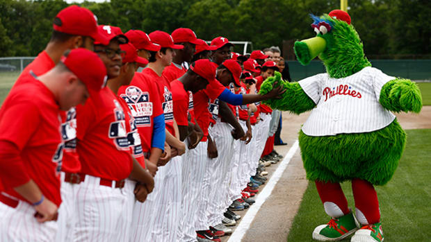 MLB Opens Newest Youth Academy in Philadelphia
