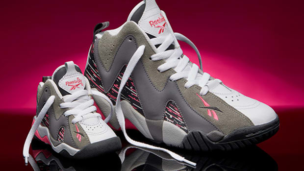 Reebok Debuts Special Pink Edition of Kamikaze II