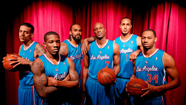 LA Clippers' Awesome Reserves: A Tribe Called Bench