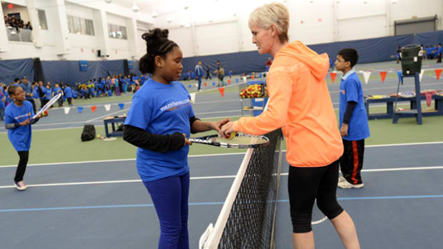 Tennis Mom Judy Murray's Creative Tips for Learning the Sport