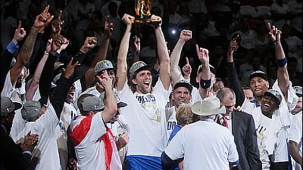 How the Mavs Won the NBA Title