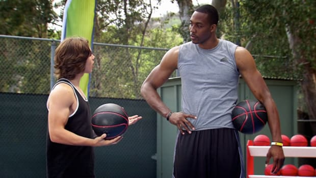 Exercise Tips from Dwight Howard and Disney XD