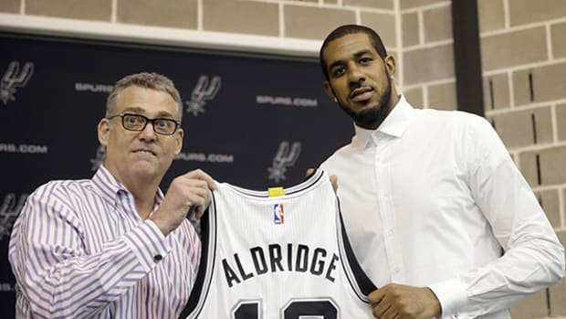 San Antonio Spurs: Darlings of the 2015 NBA Off-Season