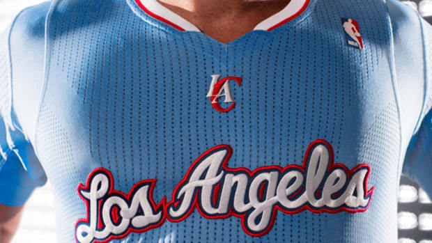 LA Clippers Go Back in Blue This Season