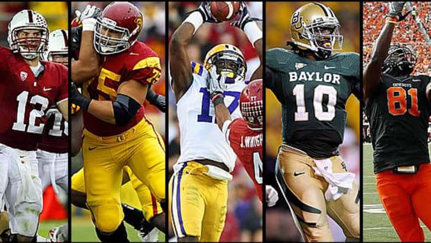 My NFL Mock Draft