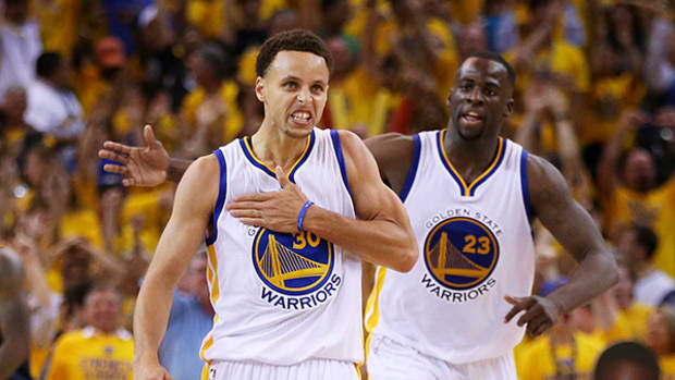 2015 NBA Finals Game 5: By the Numbers