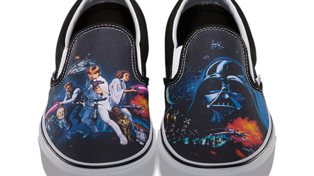 May the Vans Be With You!