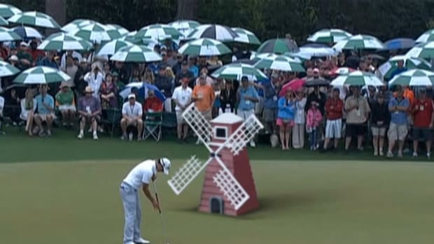 What's Missing from the Masters? Mini-Golf, Of Course!