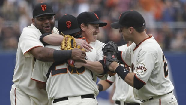 Giants Pitcher Tim Lincecum Throws Second Career No-Hitter