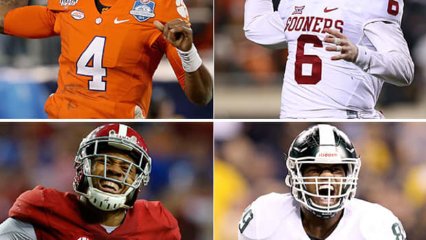 College Football Playoff Bracket is Set