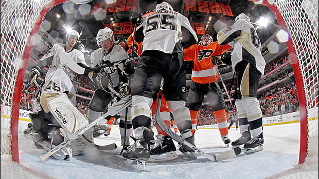 The Battle of Pennsylvania: Penguins vs. Flyers