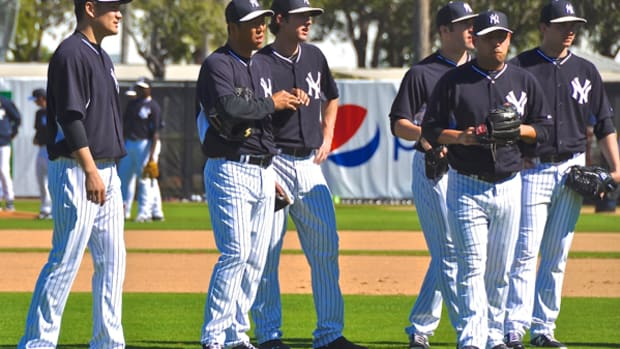 From Yankees Camp, a Key Tip for Future Major Leaguers