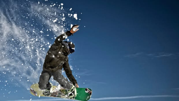Incredible Photos Capture the Year in Action Sports
