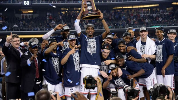 UConn Wins 2014 Men's Basketball Championship!
