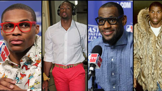 The NBA's Bad Fashion Sense