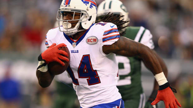 Sammy Watkins Talks Up Adidas' New Shoe, Rex Ryan