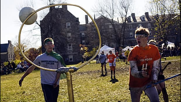 Are You Ready for Some Quidditch?
