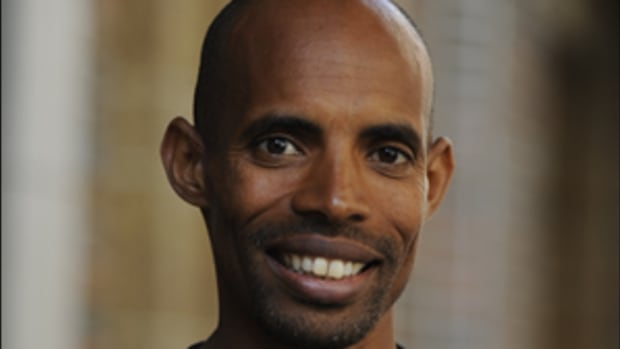 Q&A with New York City Marathon champion Meb Keflezighi