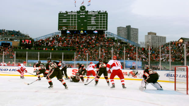 NHL Preview 2013: The Great Outdoors