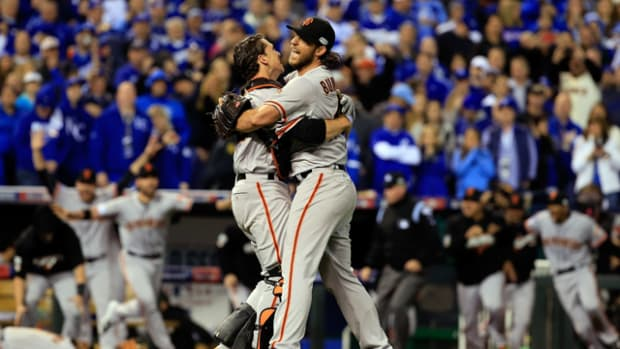 San Francisco Giants Win 2014 World Series!