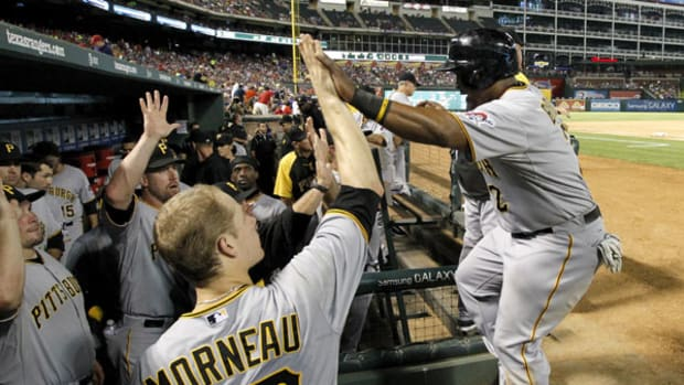 Pittsburgh Pirates, Losers No More!