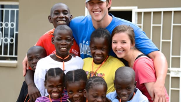 Clayton Kershaw: Great Player, Great Person