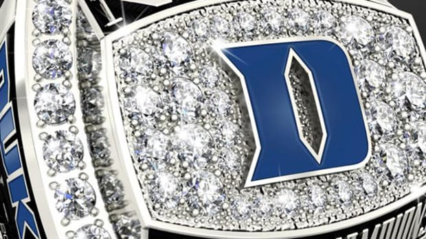 Check Out Duke's Championship Bling