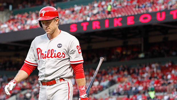 In 2015, Phillies and Fans Have Low Expectations