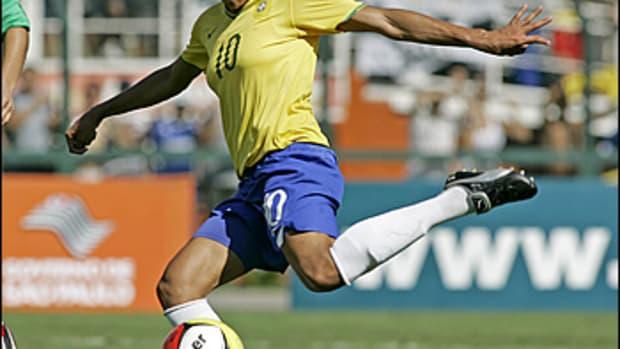 Brazilian Soccer Star Marta Talks to SI Kids!