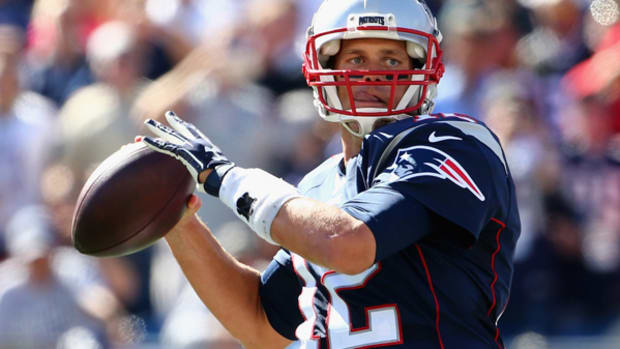 Tom Brady Joins the 400-Touchdowns Club