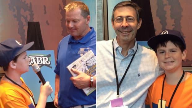 SABR 44 Day 1: Baseball, Houston, and Clemens