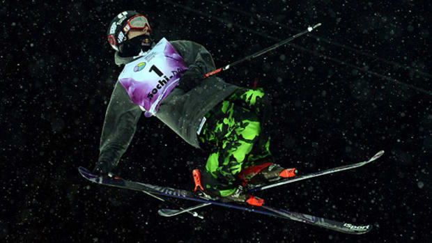 A Post-Sochi Chat with Torin Yater-Wallace