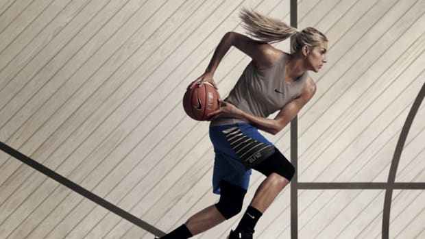 WNBA MVP Elena Delle Donne Helps Unveil Nike Women's Basketball Collection