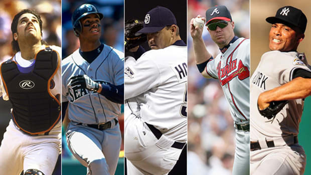 Predicting Future Inductees into the Baseball Hall of Fame
