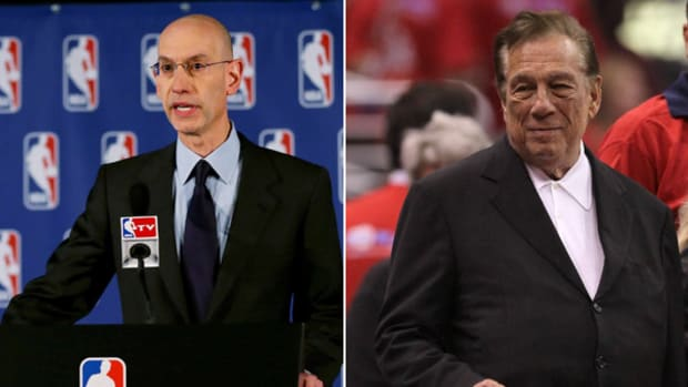 NBA Bans Clippers Owner Over Racist Comments