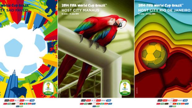 Meet the 2014 World Cup Host Cities