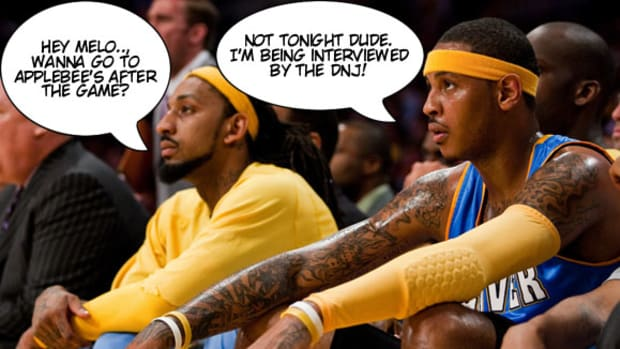 GearHead Q&A: Carmelo Anthony, Pt. I