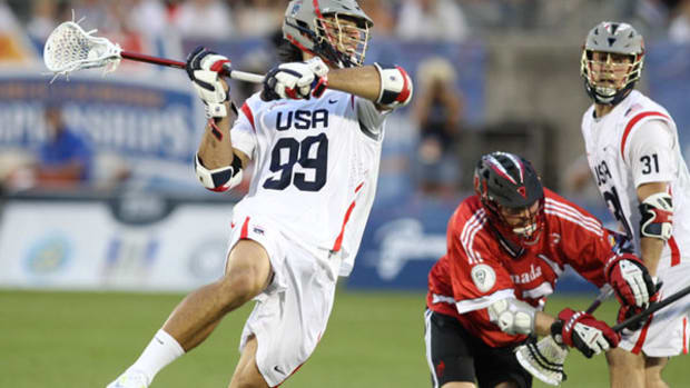 US Defeats Canada to Open 2014 World Lax Championship
