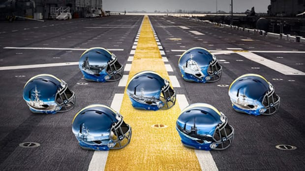 Navy Launches Cool Fleet Helmets for Army Game