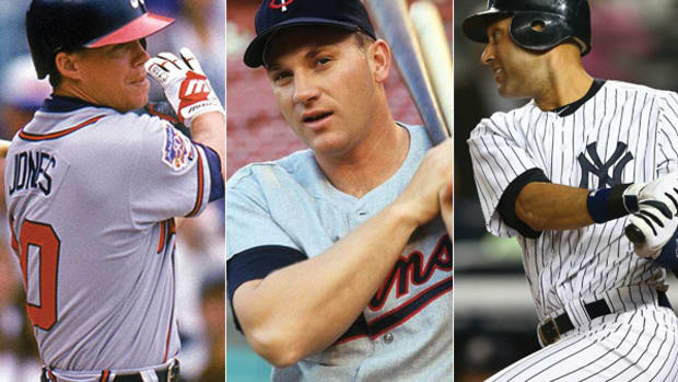 Baseball Players' Role Models and Inspirations