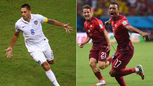 2014 World Cup: US and Portugal Play to Last-Second Draw in Manaus