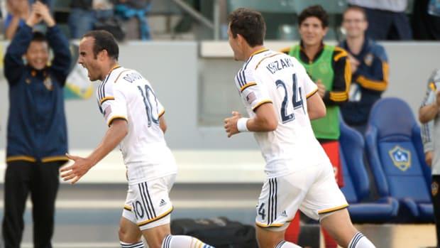 Landon Donovan Sets MLS Goals Record