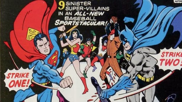 Superhero Baseball: By the Numbers