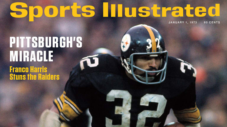 Covering the issue that never was: the Immaculate Reception